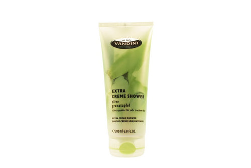 Olive/ Pomegranate Extra Cream Shower, 200ml