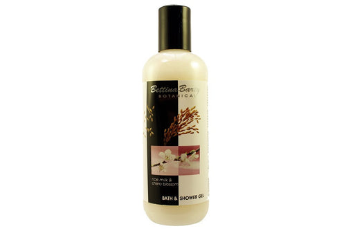 Rice Milk & Cherry Shower Gel, 400ml