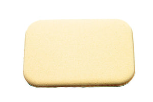 Foundation Sponge, Rectangle