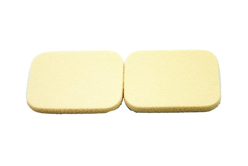 Foundation Sponge, Rectangle, 2pk