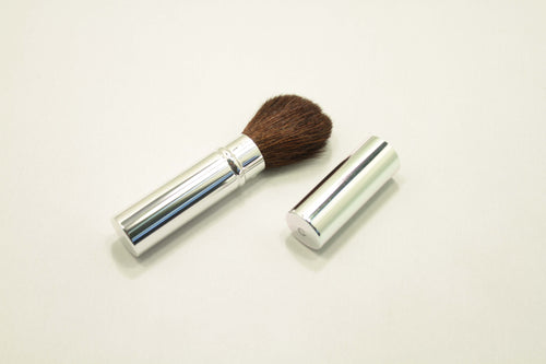 Powder Brush, Retractable