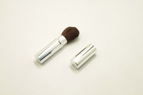 Blusher Brush, Retractable