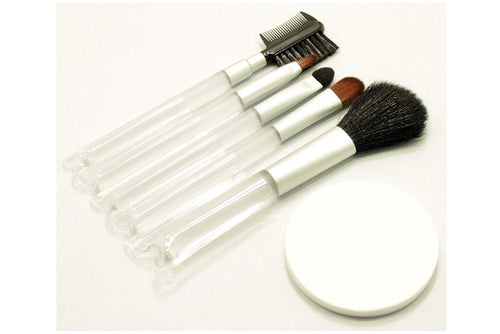 Cosmetic Brush Set, 5 Piece