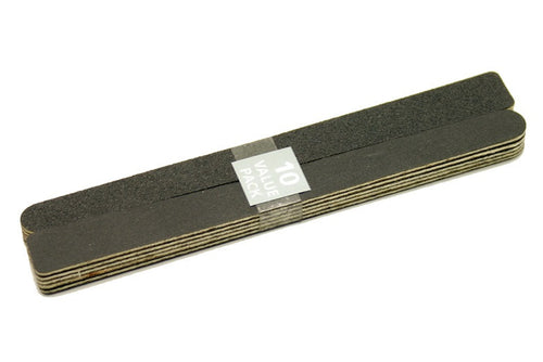 Silicon Carbide Emery Boards, 10pk