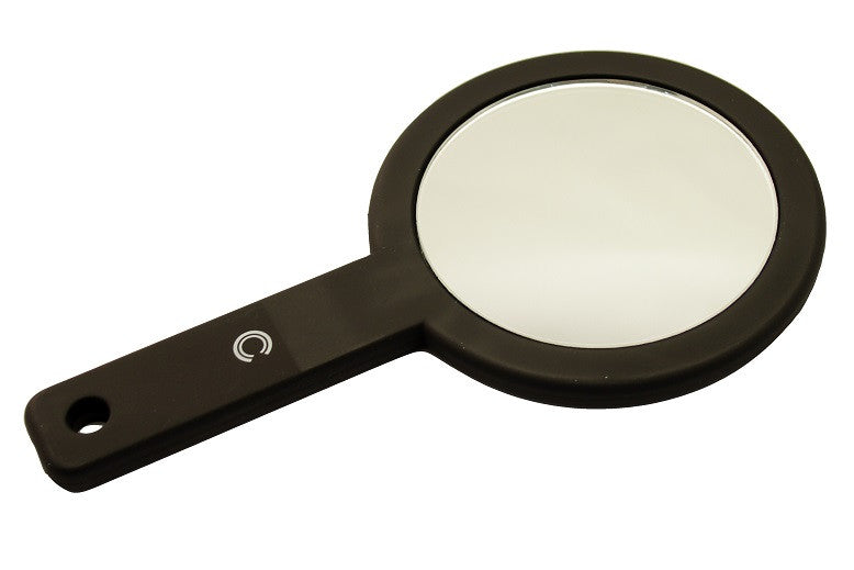 Make-up/Shaving Mirror with Handle