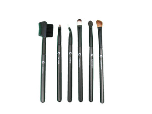 Cosmetic Brush Set - 6pcs