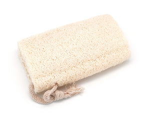Loofah with Cotton Rope