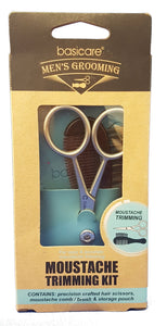 Men's Moustache Trimming Kit