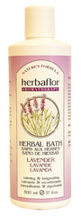 Lavender Herbal Bath, No Color, 500ml