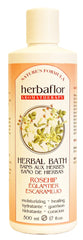 Rosehip Herbal Bath, No Colour, 500ml