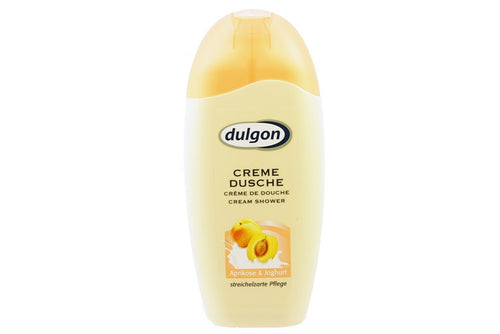 Cream Shower, Apricot/Yogurt, 300ml