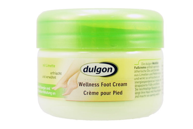 Wellness Footcream with Lime 200ml