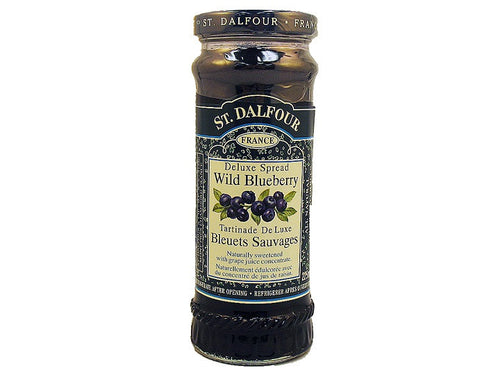 St. Dalfour Wild Blueberry Conserve, 225ml