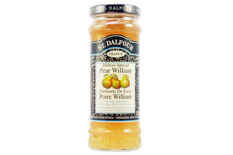 St. Dalfour Pear William Conserve, 225ml