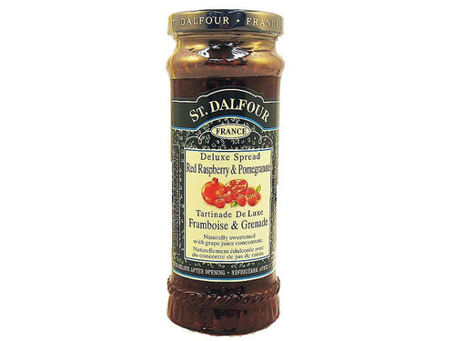 St. Dalfour Red Raspberry and Pomegranate Conserve, 225ml