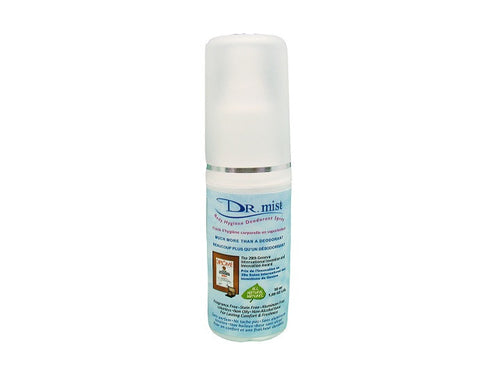 Dr. Mist Body Spray Deodorant, Original