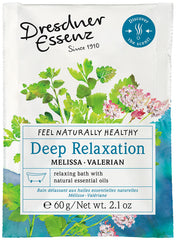 Deep Relaxation Bath Essenz, 12 sachets per pack