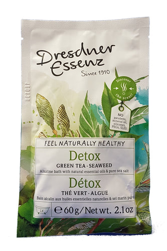 Detox Bath Essenz, 12 sachets per pack