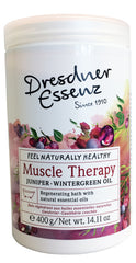 Muscle Therapy Bath Essence, 400g plastic jar