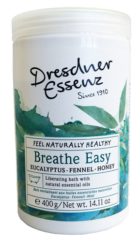Breathe Easy Bath Essenz, 400g plastic jar
