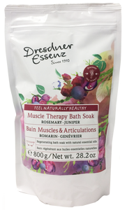 Muscle Therapy Bath Soak, 800g resealable bag