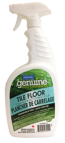 Effeclean Tile Floor Cleaner, Fragrance Free, 946ml