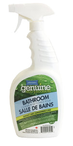 Effeclean Bathroom Cleaner, Ginger Lime Scent, 946mL