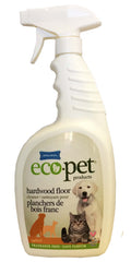 Effeclean Eco-Pet Hardwood Floor Cleaner, Fragrance Free, 946 mL
