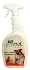 Effeclean Eco-Pet Odour Remover, Scented, 946 ml