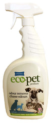 Effeclean Eco-Pet Odour Remover, Fragrance Free, 946 mL