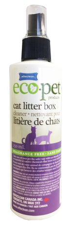 Effeclean Eco-Pet Cat Litter Box Cleaner ( Fragrance Free) 250 mL