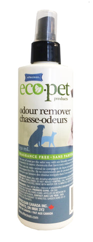 Effeclean Eco-Pet Odour Remover ( Fragrance Free) 250 mL