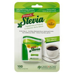 Greeniche Stevia Tablets, 100's