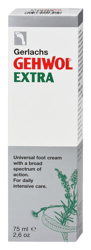 Gehwol Foot Cream, Extra, 75ml