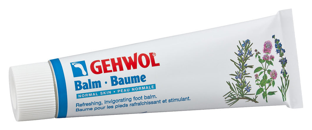 Gehwol Foot Balm for Normal Skin, 75ml