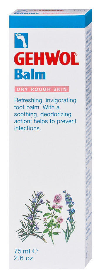Gehwol Balm for Dry and Rough Skin, 75ml