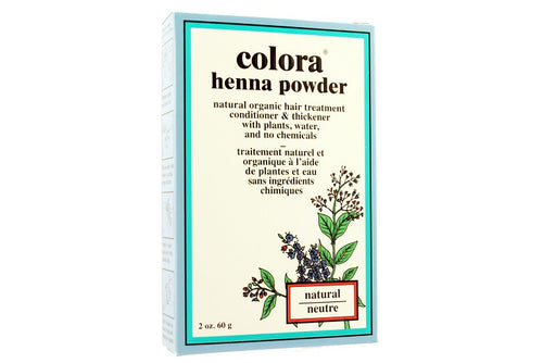 Colora Henna Powder, 60g