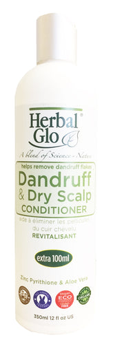 Conditioner, Dandruff/Dry Scalp, 350ml