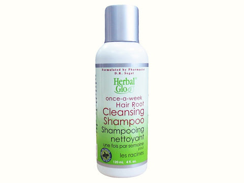 Once-a-Week Hair Root Cleansing Shampoo, 120mL