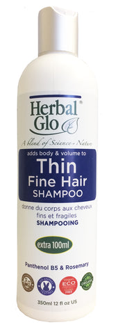 Shampoo, Thin/Fine, 350ml