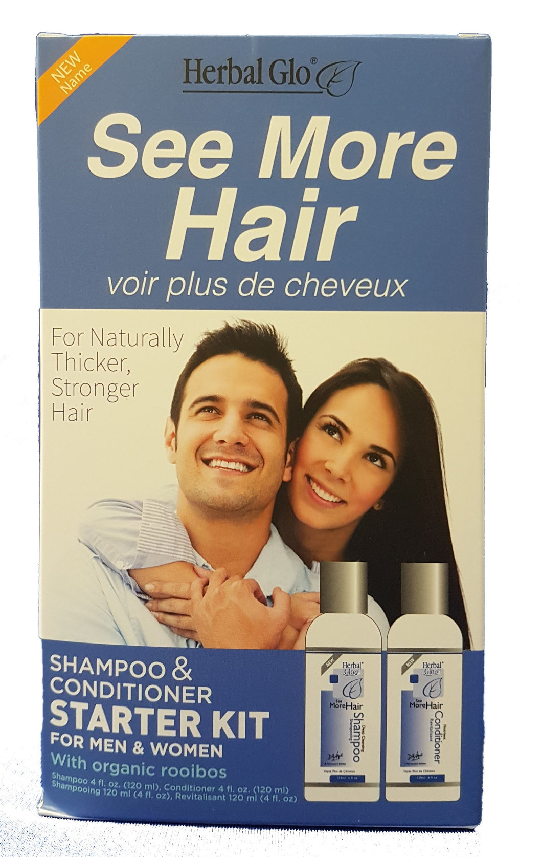See More Hair Shampoo & Conditioner Starter Kit
