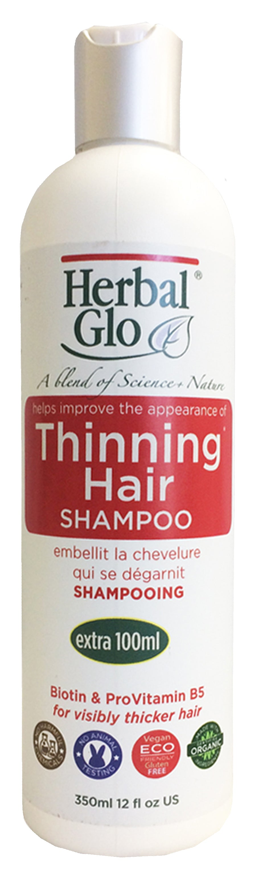 Thinning Hair Shampoo, 350ml