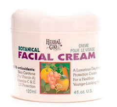 Botanical Facial Cream, 120ml