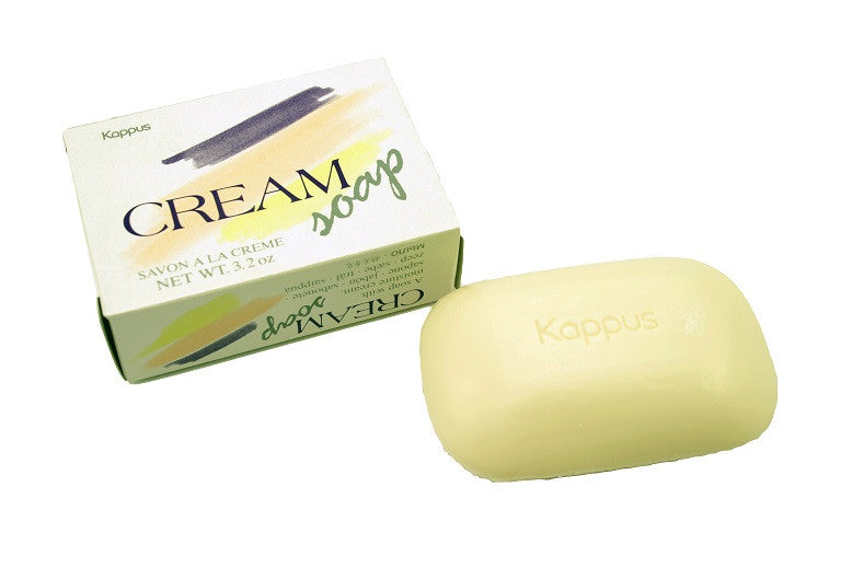 Soft Cream Soap, 100g
