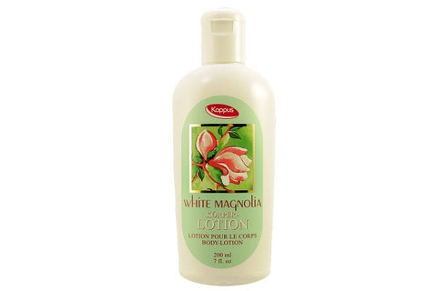 White Magnolia Body Lotion, 200ml