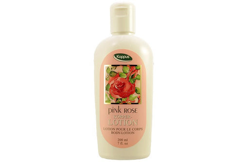 Pink Rose Body Lotion, 200ml