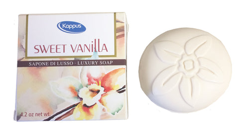 Sweet Vanilla Soap, 125g