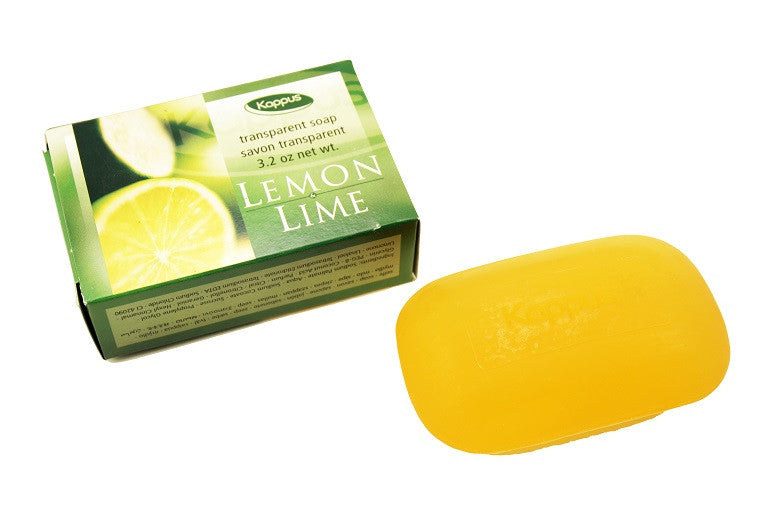 Lemon Lime Soap, 100g