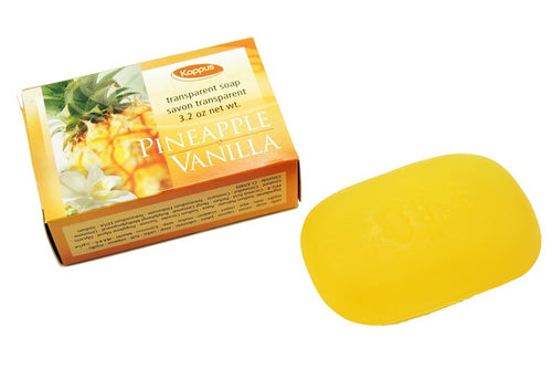 Pineapple Vanilla Soap, 100g
