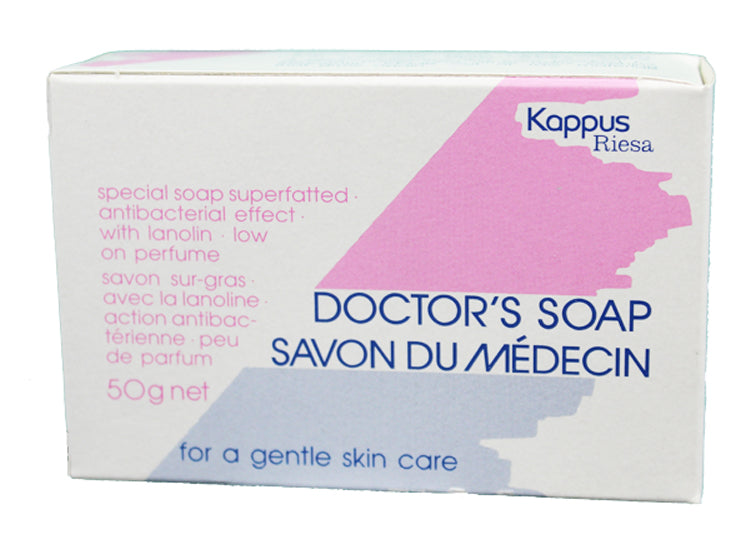 Doctor's Guest Soap, 50g
